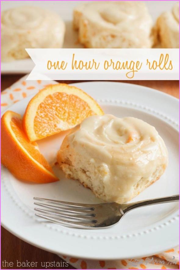 orange roll  14 ORANGE ROLL