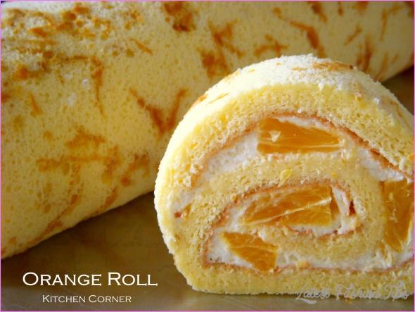 orange roll  3 ORANGE ROLL