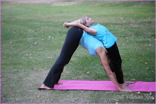 Partner Yoga Poses For Beginners