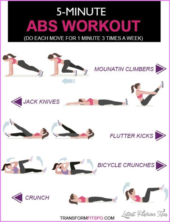 Pilates Abs Exercises