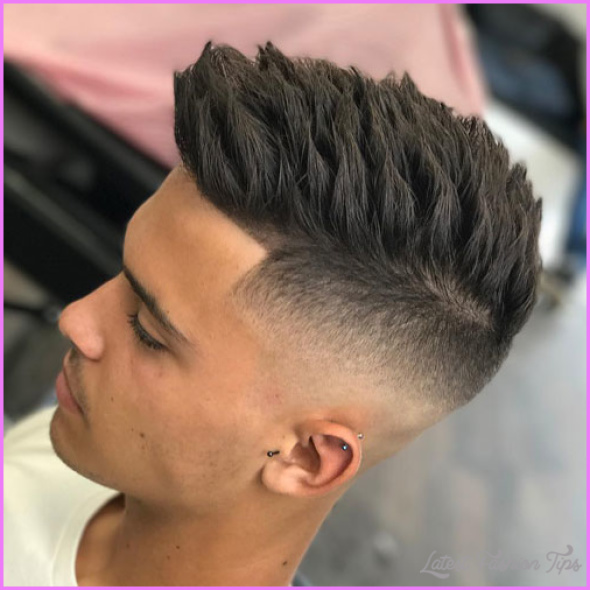 Short Hairstyle For Men Latestfashiontips Com