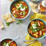 Slow Cooked Chicken Coriander Enchilada Soup_10.jpg