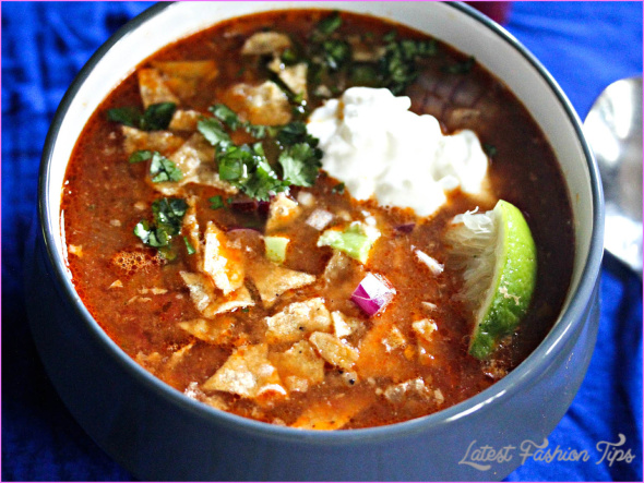 Slow Cooked Chicken Coriander Enchilada Soup_3.jpg