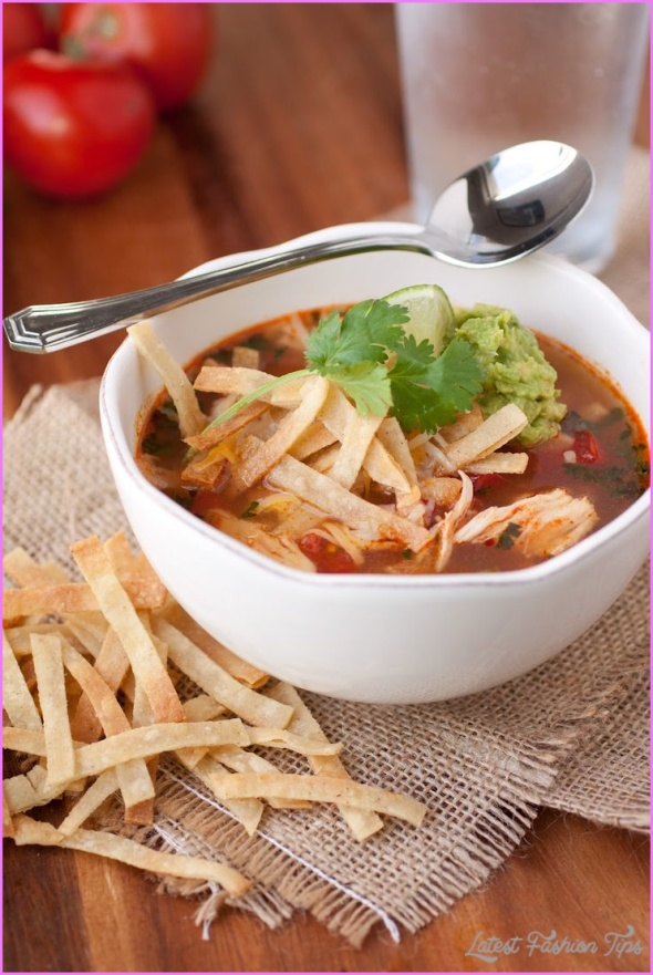 Slow Cooked Chicken Coriander Enchilada Soup_5.jpg