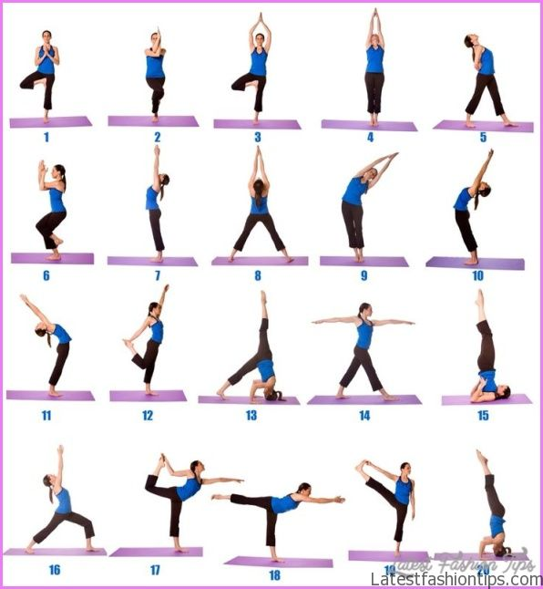 Standing Yoga Poses For Beginners Archives Latestfashiontips Com