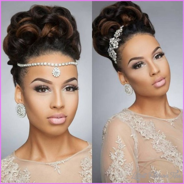 African Hairstyles For Weddings: Wedding Hairstyles For African American Women