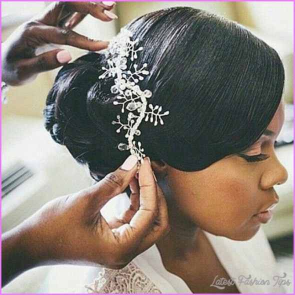 Hairstyles For Weddings Bridesmaid African American: Wedding Hairstyles For African American Women