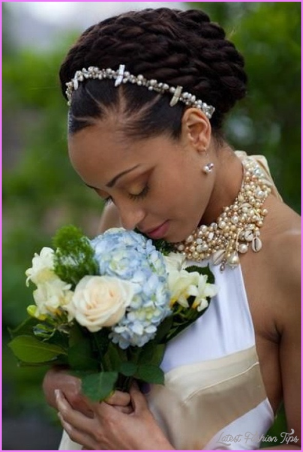 Wedding Hairstyles For African American Women