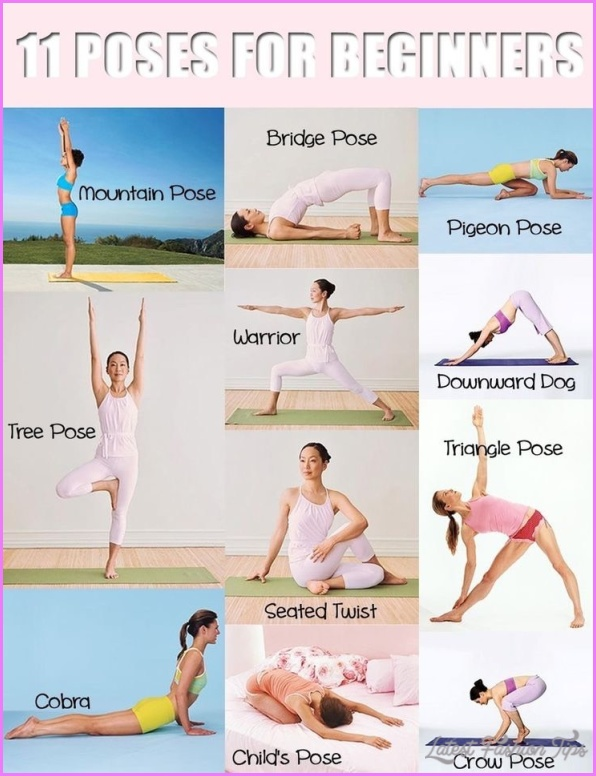Yoga Poses For Obese Beginners 1