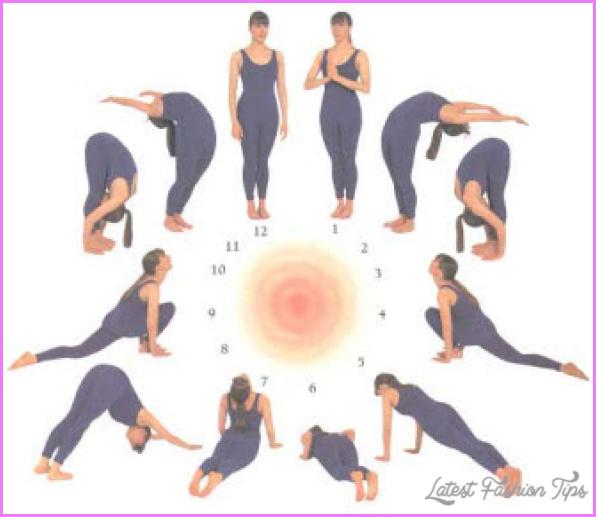 Yoga Poses To Lose Weight - LatestFashionTips.com