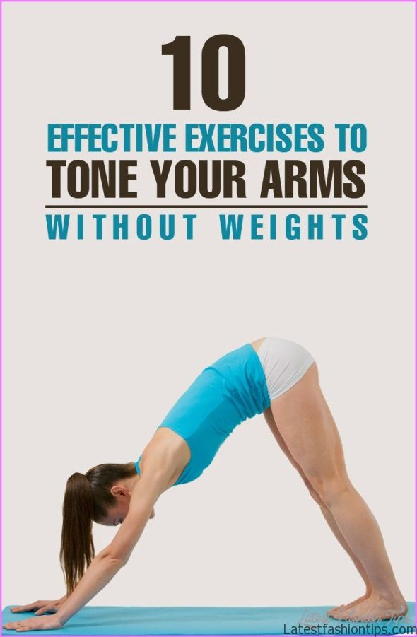 10 Exercises For Weight Loss And Toning
