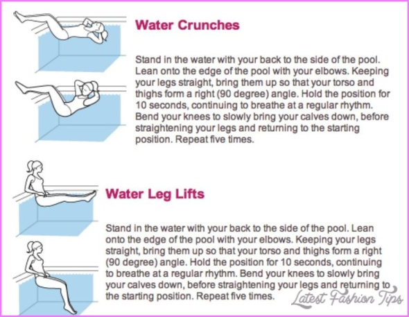 Best 25+ Pool workout for abs ideas on Pinterest | Yoga abs ...