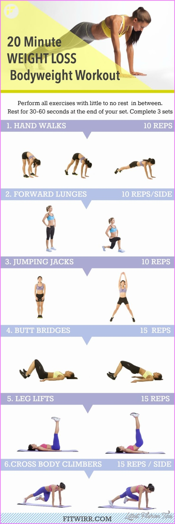 fastest weight loss exercises for women