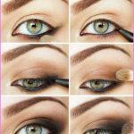 Cute Makeup Ideas For Dark Brown Eyes_11.jpg