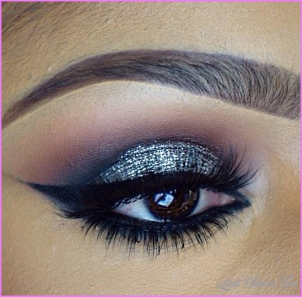 Cute Makeup Ideas For Dark Brown Eyes_12.jpg