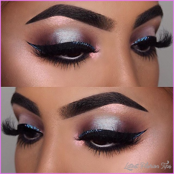Cute Makeup Ideas For Dark Brown Eyes Latestfashiontips