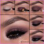 Cute Makeup Ideas For Dark Brown Eyes_4.jpg