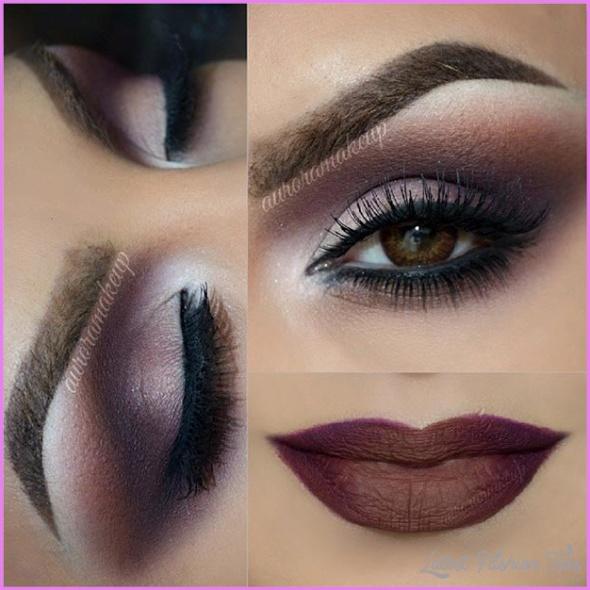 Cute Makeup Ideas For Dark Brown Eyes_5.jpg