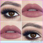 Cute Makeup Ideas For Dark Brown Eyes_8.jpg