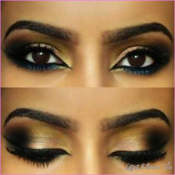 Cute Makeup Ideas For Dark Brown Eyes_9.jpg