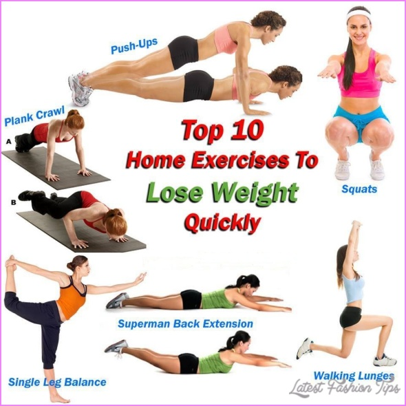 Tips For Effective Weight Loss: Most Effective Exercises For Weight Loss