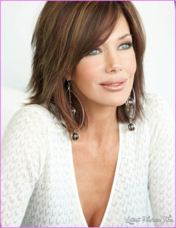 Same Layered Shoulder Length Haircut, Different Hairstyles_4.jpg