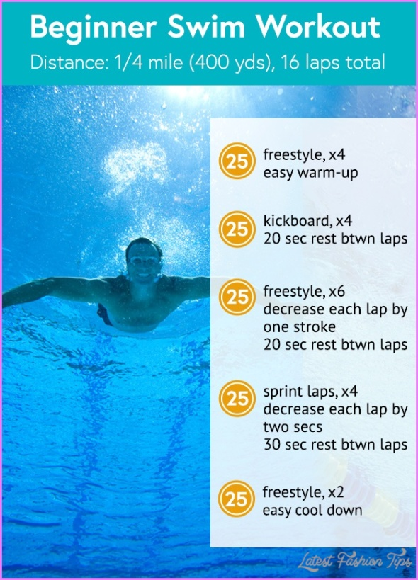 Swim Exercises For Weight Loss