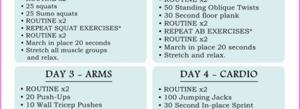 Weight Loss Exercise For Beginners