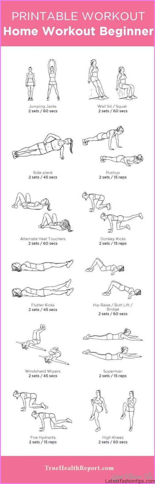 Weight Loss Exercises For Beginners 0 Jpg