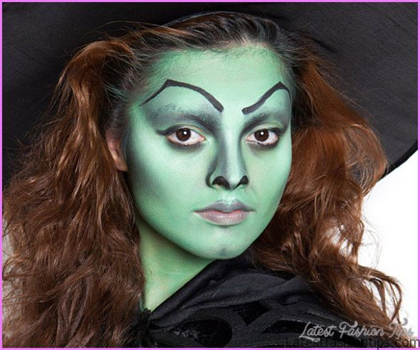 Wicked Witch Makeup Ideas