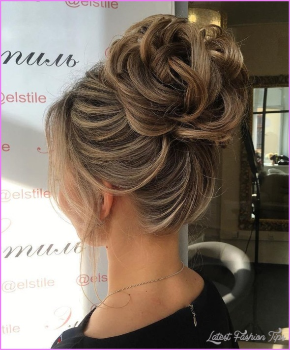Gorgeous Updo Hair to Complement Your Look_11.jpg