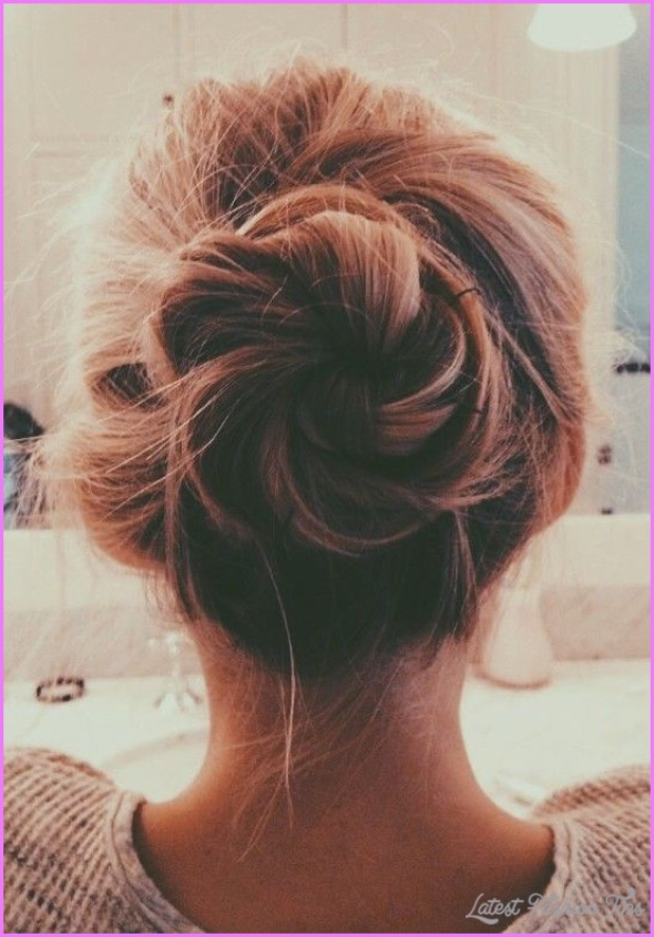 Gorgeous Updo Hair to Complement Your Look_17.jpg