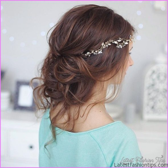 Gorgeous Updo Hair to Complement Your Look