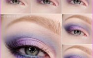 Eye Make-up Techniques in Pastel Tones_1.jpg