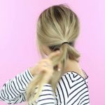 1 Week of Bun Hairstyles - Hair Tutorial 04
