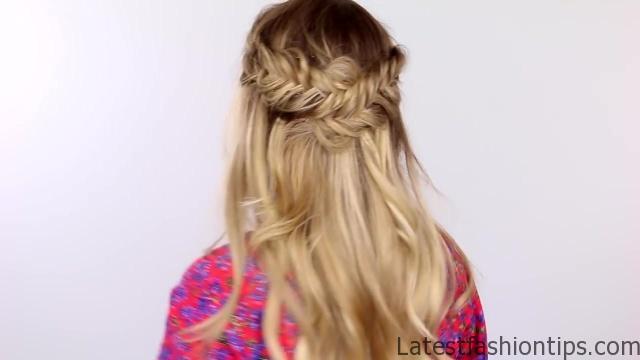 3 Easy Back To School Hairstyles - Hair Tutorial 03