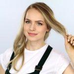 3 Easy Back To School Hairstyles - Hair Tutorial 08