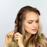 3 Easy Back To School Hairstyles - Hair Tutorial 12