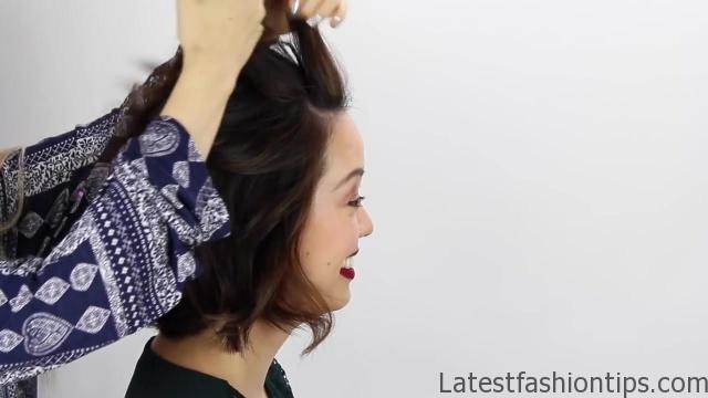 3-short-hair-holiday-hairstyles 15
