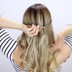 7 Easy Tiny Braid Hairstyles KayleyMelissa 12