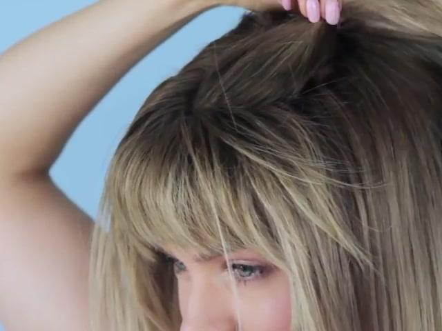 Halloween Hairstyles Hair Tutorial 06