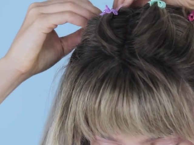 Halloween Hairstyles Hair Tutorial 09