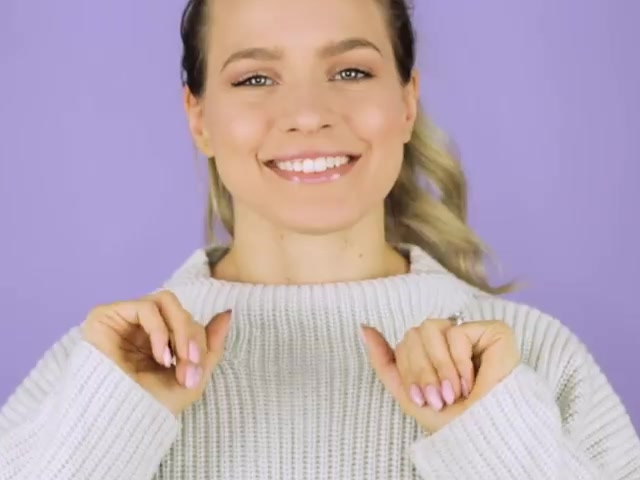 How to Wrap Your Hair Around a Ponytail 02