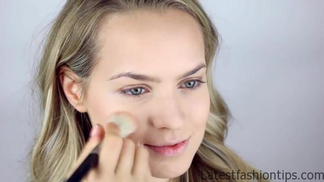 Natural Glam & Glow Makeup Tutorial 07