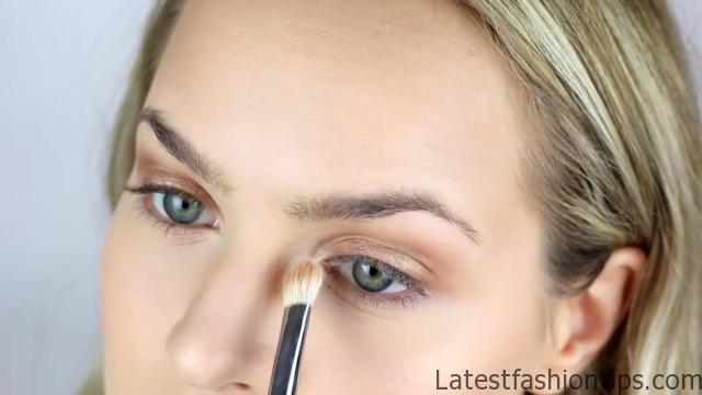 Natural Glam & Glow Makeup Tutorial 11