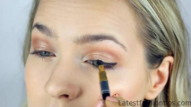 Natural Glam & Glow Makeup Tutorial 12