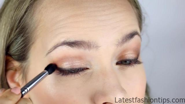 Natural Glam & Glow Makeup Tutorial 13