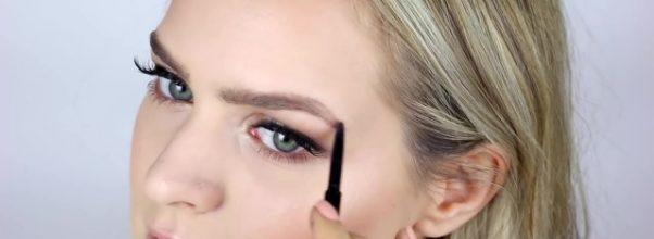 Natural Glam & Glow Makeup Tutorial 17