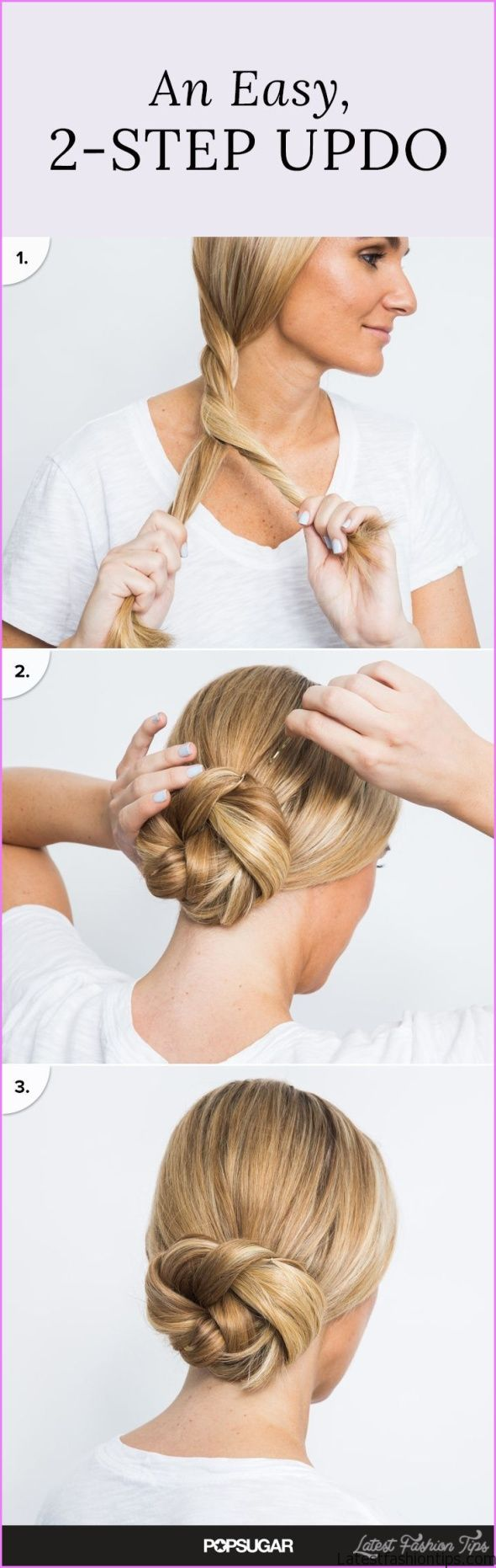 Christmas Morning Hairstyles Quick and Easy