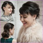 Holiday Hair Ideas For Short Hair | POPSUGAR Beauty